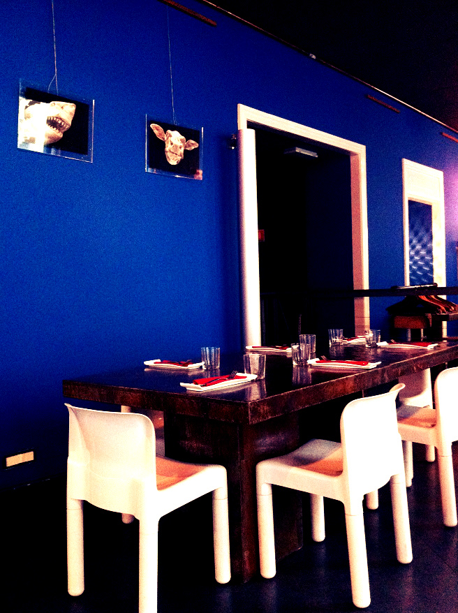 Blu anche Ristorante | Foodtrip and More