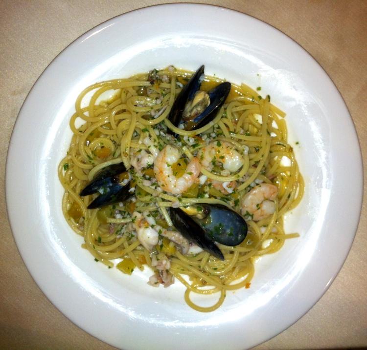 Ristorante Il Peschereccio | spaghetti ai frutti di mare