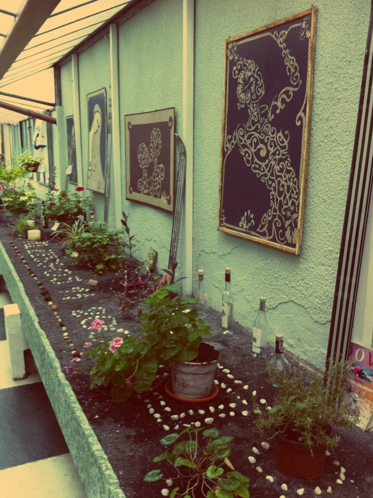 Il giardino degli odori | AL'less