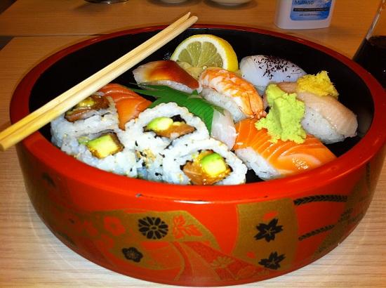 sushi misto | Poporoya