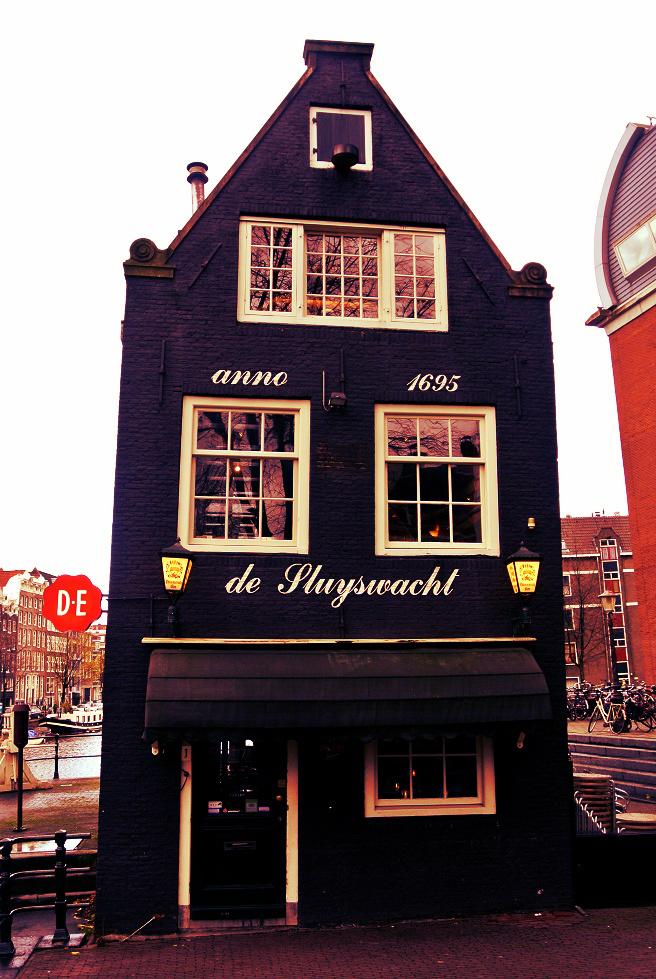 De Sluyswatch Amsterdam