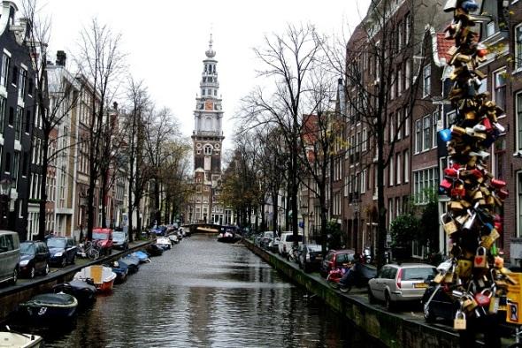 canale Zwanenburgwal