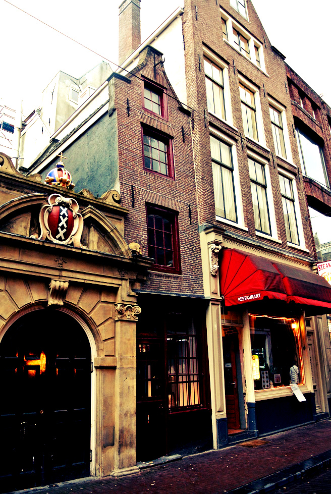 the smallest house Amsterdam