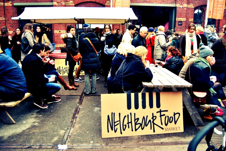 neighbour food market_ Amsterdam
