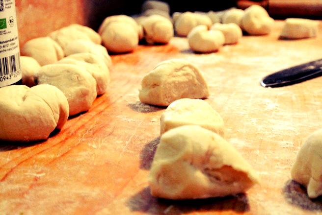 impasto ravioli baozi
