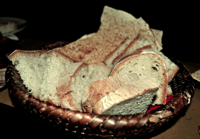 pane carassau Le Canale | Food Trip and More