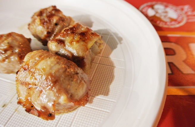 bombetta U'Russ street food Bari   Foodtrip and More