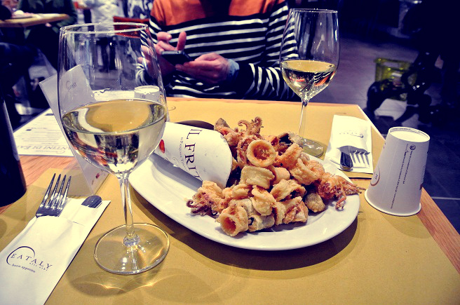 Fritto misto mare Eataly Bari | Food Trip and More