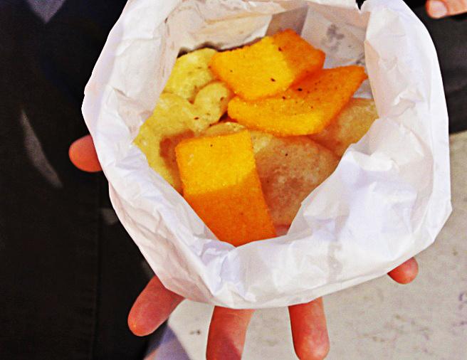 street food Bari   Foodtrip and More
