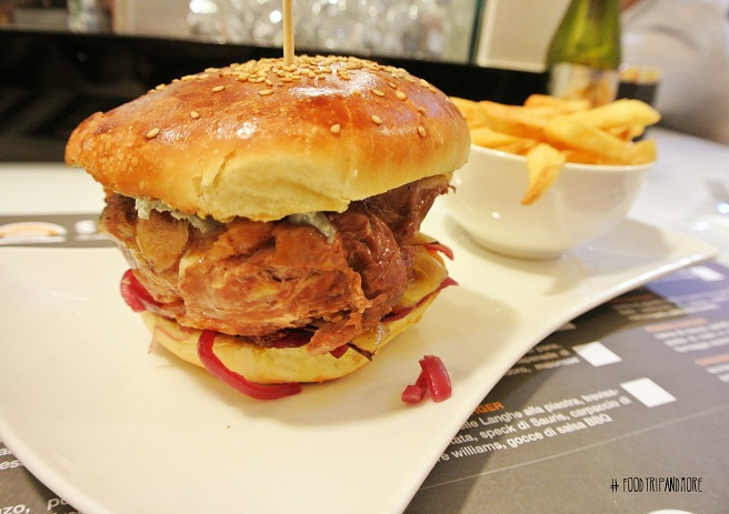 Duck burger Visconti Street Food | Foodtrip and More