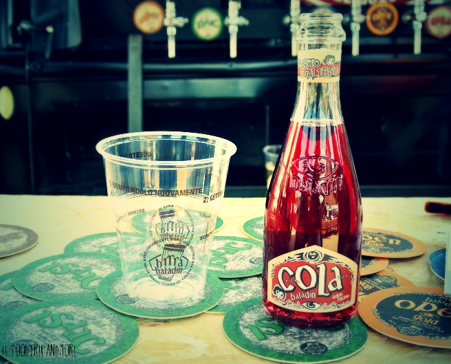 cola baladin Ortinfestival | Foodtrip and More