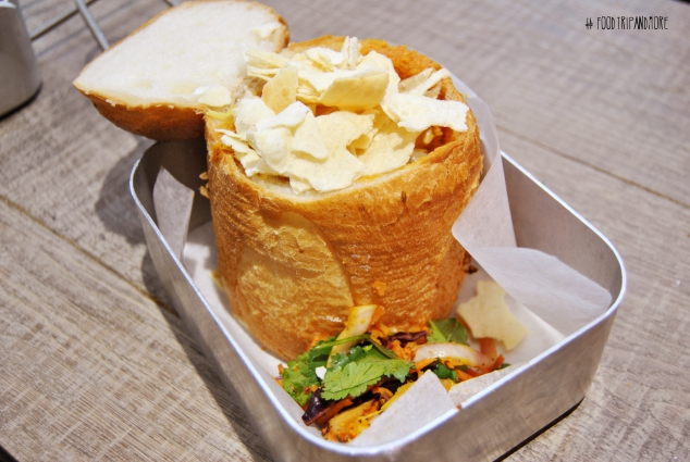 African street food Bunny chow London | Foodtrip and More