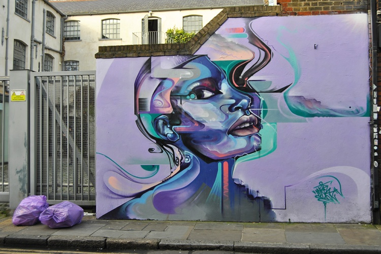 street art tour london | Foodtrip and More