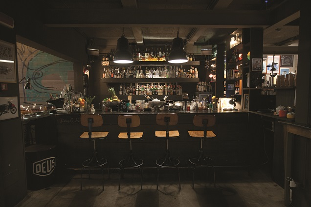 Aperitivo in Milan | Deus Cafè