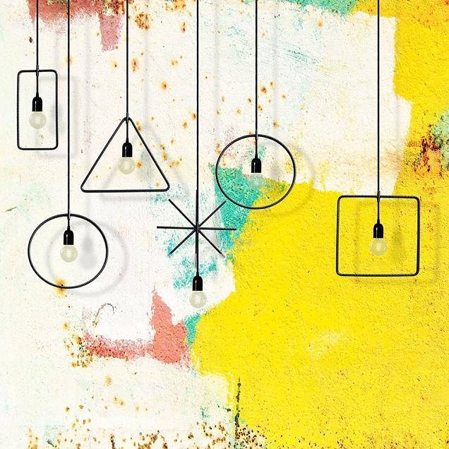 Geometry made easy lights | Treneed @ Milan design Week