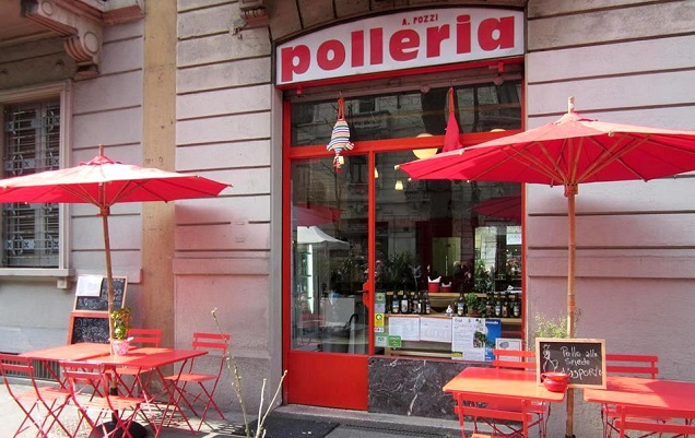 Lunch Dinner in Milan | Polleria 2.0