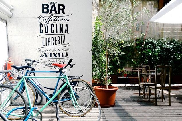Aperitivo in Milan | Santeria
