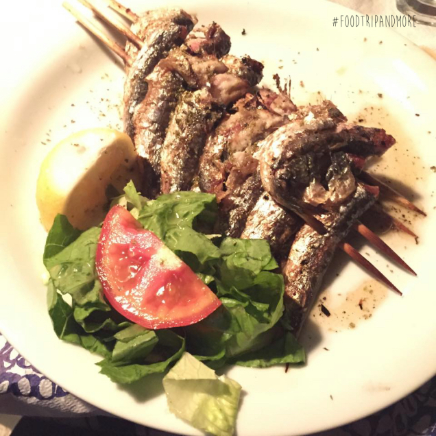 Tavern skhilitri in skiathos | Foodtrip and mORE