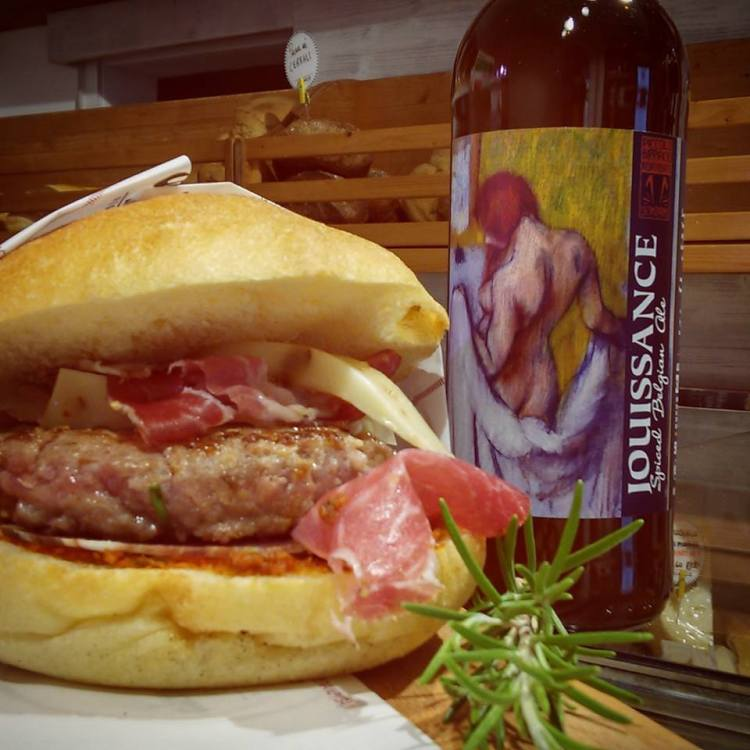 hamburger km 0 Puglia