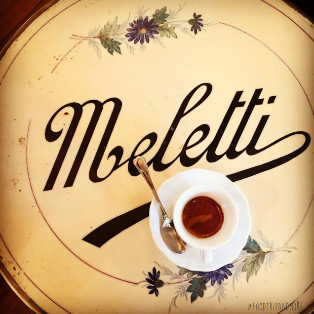 caffè meletti ascoli piceno | Foodtrip and More