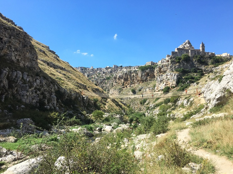 ponte tibetano matera | Foodtrip and more