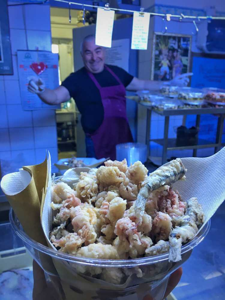 Dove fare Aperitivo di pesce a Civitanova Marche | Foodtrip and More
