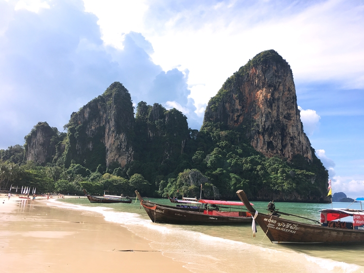 Itinerario 15 giorni in Thailandia Railay Beach | Foodtrip and more