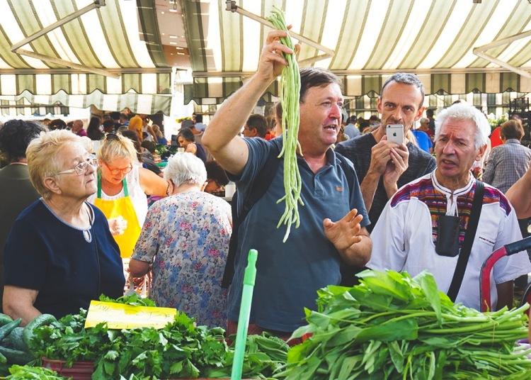 Weekend a Torino: alla scoperta dei segreti di Porta Palazzo con chef Kumalè